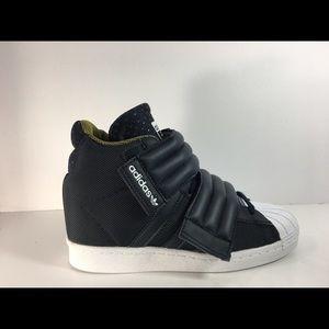 Adidas Hi Top Velcro Women's